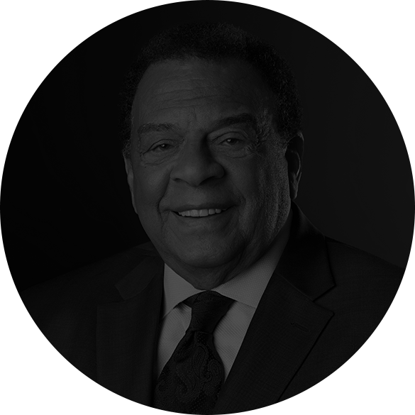 An interview with Ambassador Andrew Young is coming soon.