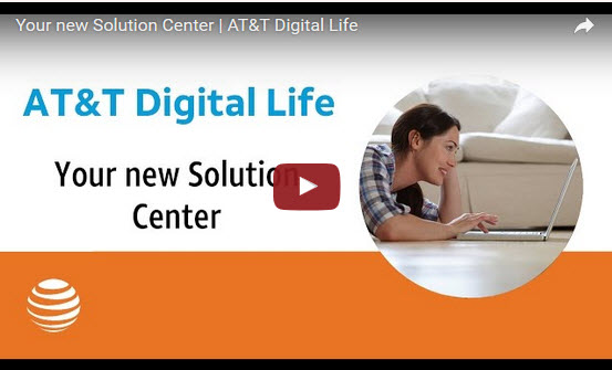 Digital Life Solution Center Video Image