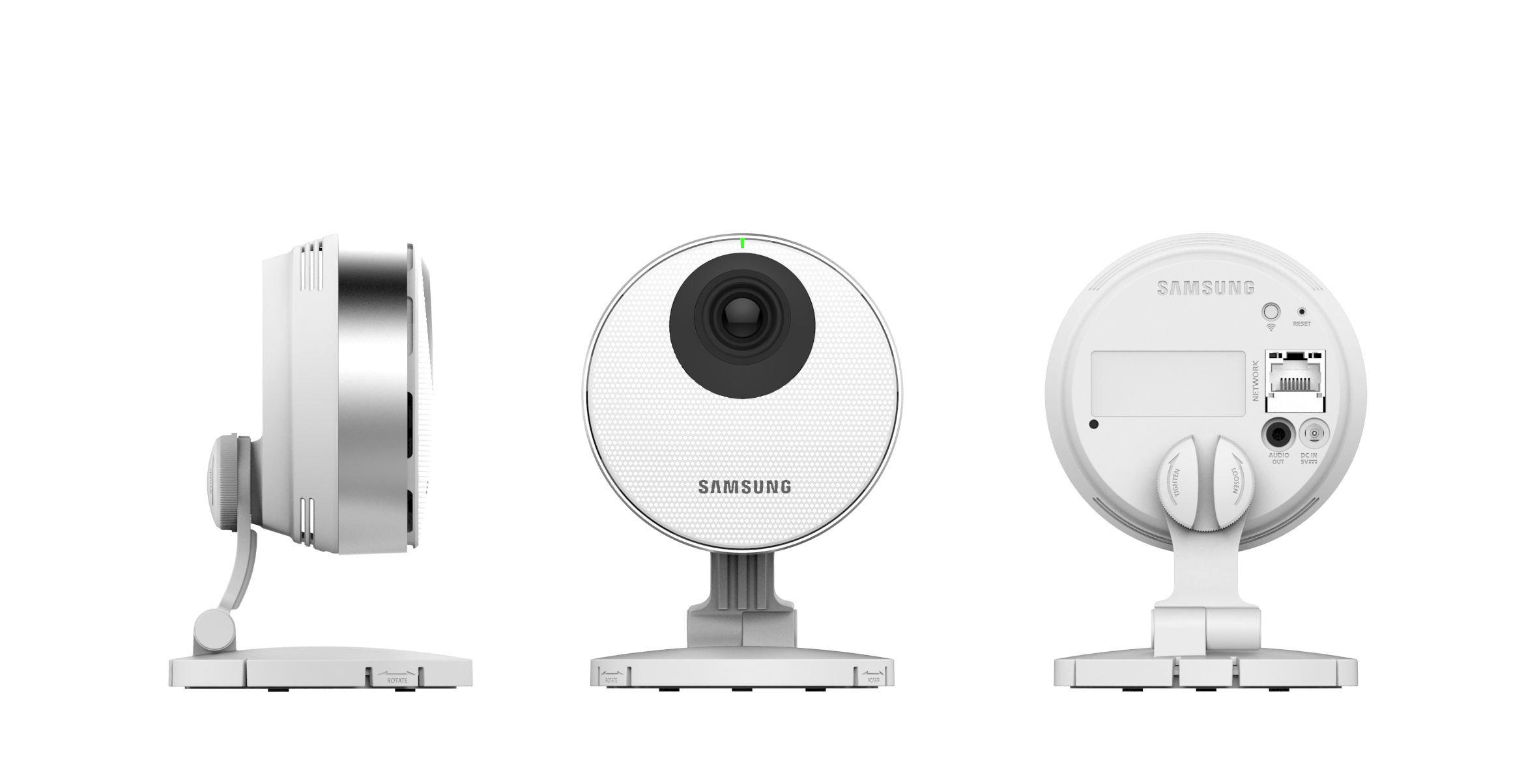 Indoor HD camera from Samsung! | AT&T Digital Life - our