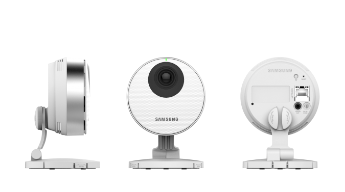 Indoor HD camera from Samsung! image