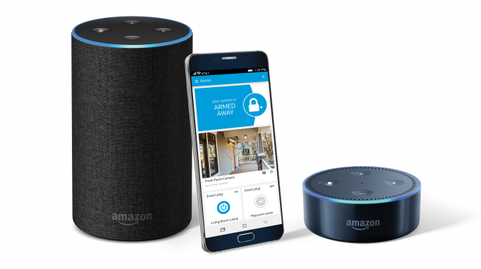 Digital Life + Alexa-enabled devices = magic! image