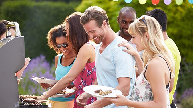 Host a low-stress barbecue image