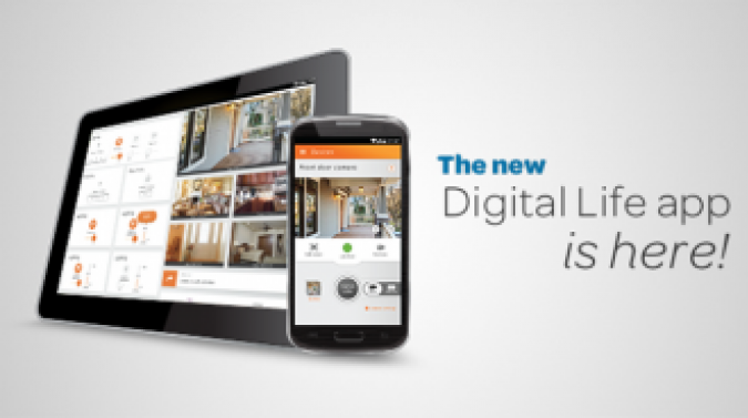 New version of the Digital Life app! | AT&T Digital Life - our