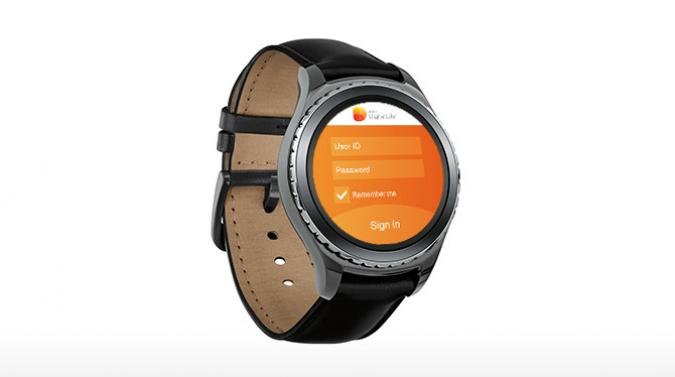 Digital Life app for Samsung Gear S2 device image
