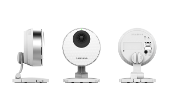 Samsung indoor camera