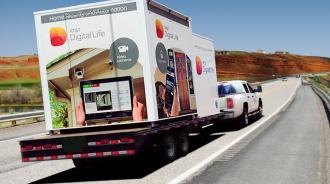 Digital Life Experience Tour Truck